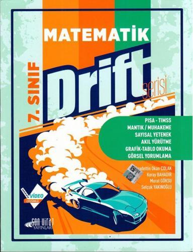 Son Viraj Yayınları 7. Sınıf Matematik Drift Serisi