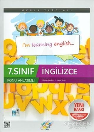 7. Sınıf İngilizce Konu Anlatımlı