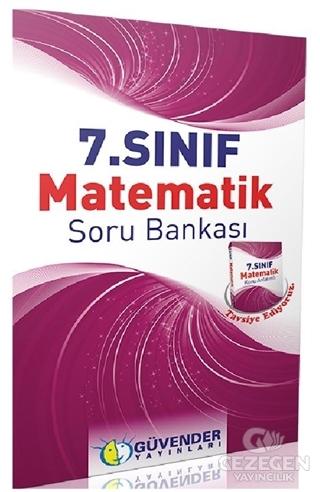 7. Sınıf  Matematik  Soru Bankası