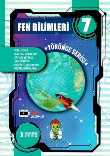 İşleyen Zeka 7. Sınıf Fen Bilimleri Soru Bankası Yörünge Serisi Video Çözümlü İşleyen Zeka Yayınları