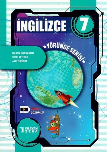 İşleyen Zeka 7. Sınıf İngilizce Soru Bankası Yörünge Serisi Video Çözümlü İşleyen Zeka Yayınları