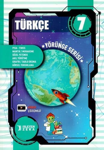 İşleyen Zeka 7. Sınıf Türkçe Soru Bankası Yörünge Serisi Video Çözümlü İşleyen Zeka Yayınları