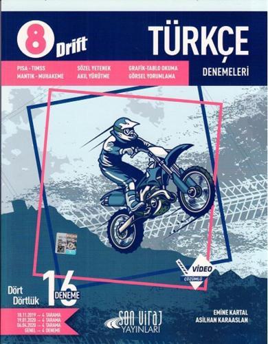 8.Sınıf Deneme 16 Lı Türkçe - 2020