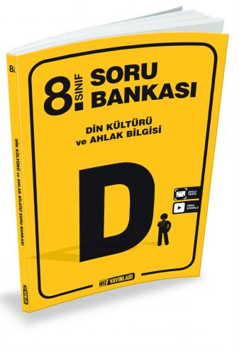 8. SINIF DİN KÜLTÜRÜ VE AHLAK BİLGİSİ SORU BANKASI