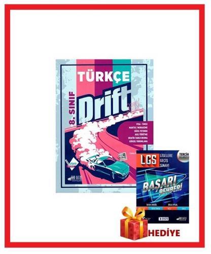 8.Sınıf Drift Soru Bankası Türkçe  - 2020