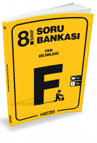8. SINIF FEN BİLİMLERİ SORU BANKASI
