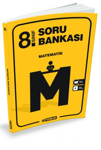 Hız Yayınları 2021 8. Sınıf Matematik Soru Bankası