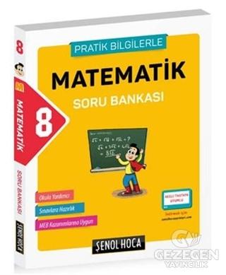 8. Sınıf Matematik Soru Bankası Pratik Bilgilerle