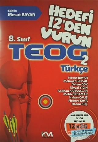 8. Sınıf TEOG 2 Türkçe