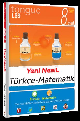 8. Sınıf Yeni Nesil Türkçe Matematik Soru Bankası | Tonguç Akademi