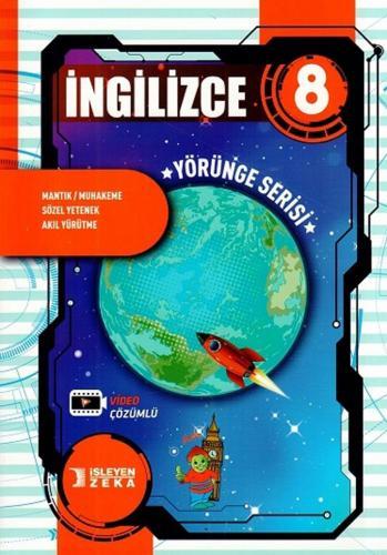 İşleyen Zeka 8. Sınıf İngilizce Soru Bankası Yörünge Serisi Video Çözümlü İşleyen Zeka Yayınları