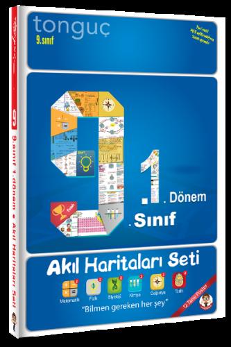 9.1 Akıl Haritaları Seti   Tonguç Akademi