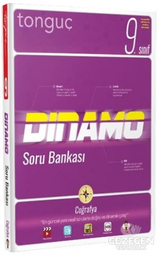 9. Sınıf Dinamo Coğrafya Soru Bankası   Tonguç Akademi