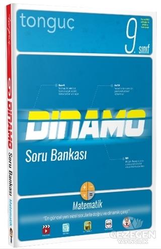9. Sınıf Dinamo Matematik Soru Bankası | Tonguç Akademi