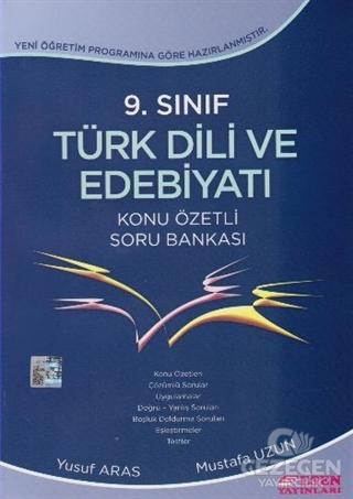 9. Sınıf Türk Dili ve Edebiyatı Konu Özetli Soru Bankası