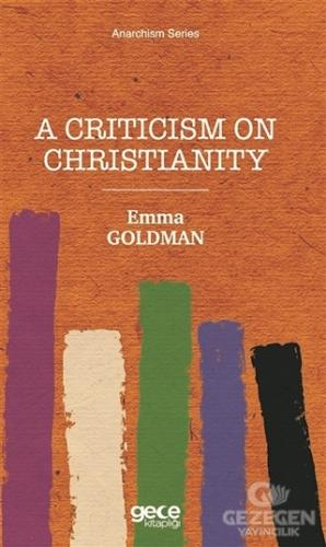 A Criticism On Christianity