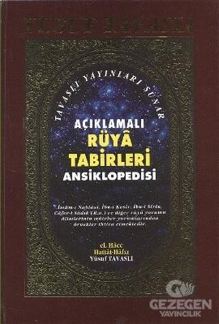 Açıklamalı Rüya Tabirleri Ansiklopedisi (2. Hamur) (KO1/A)