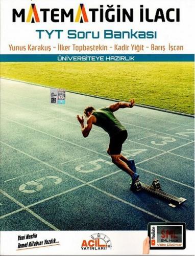 Acil Yayınları TYT Matematiğin İlacı 1 Soru Bankası