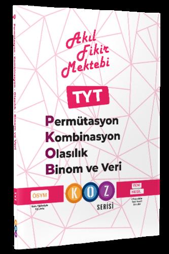 AFM TYT Permütasyon Kombinasyon Olasılık Binom ve Veri