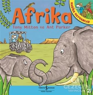 Afrika - Harika Hayvanlar