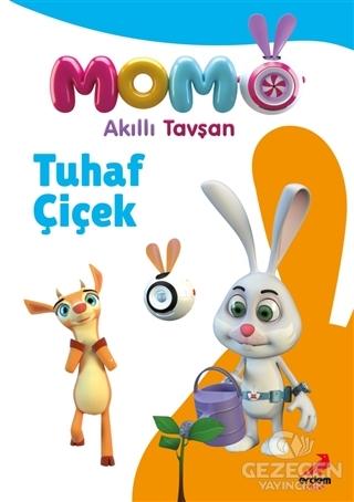 Akıllı Tavşan Momo – Tuhaf Çiçek