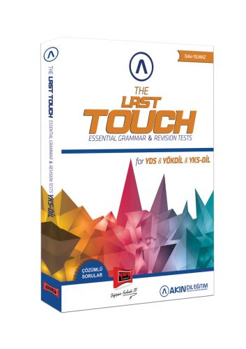 The Last Touch Essential Grammar & Revision Tests