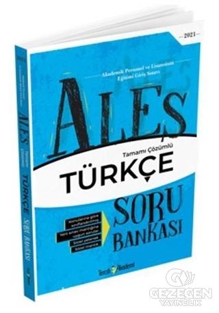 2021 ALES Türkçe Soru Bankası Çözümlü   Tercih Akademi