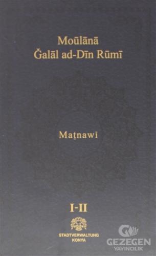 Almanca Mesnevi (2 Cilt - Kutulu )