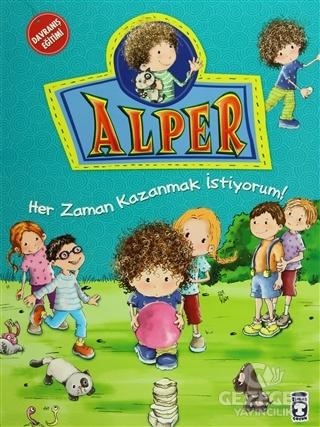 Alper - Her Zaman Kazanmak İstiyorum
