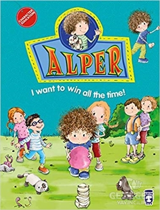 Alper - I Want to Win All the Time!