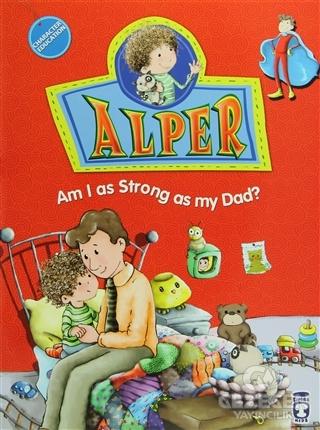 Alper Öykü Seti (İngilizce) (5 Kitap Takım)