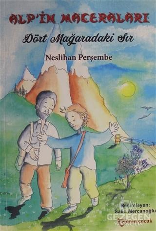 Alp'İn Maceraları - Dört Mağaradaki Sır