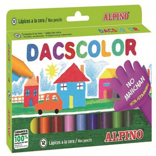 Alpino Mum Pastel Boya 12 Lİ DC050290