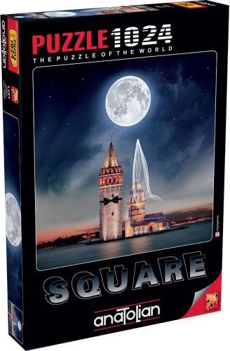 Anatolian Düğün/ Wedding 1024 Parça Square Puzzle - Yapboz