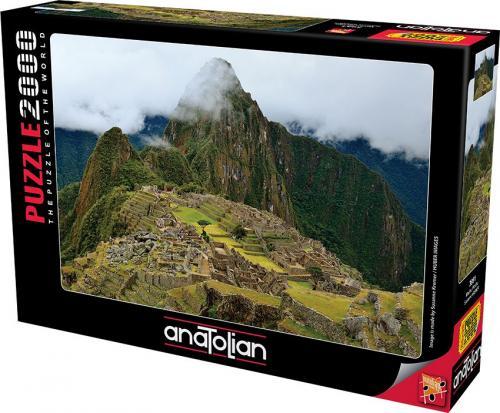 Anatolian Machu Picchu 2000 Parça Puzzle - Yapboz