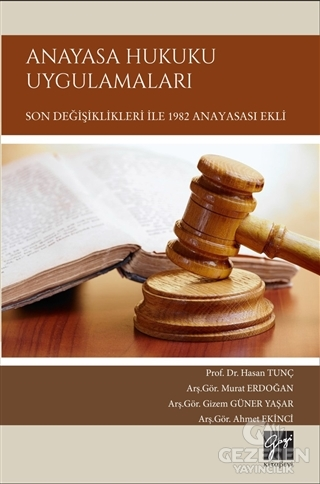 Anayasa Hukuku Uygulamaları