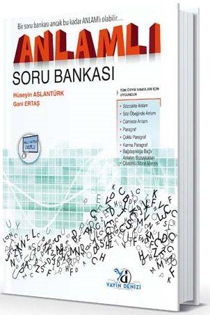 Anlamlı Soru Bankası 2019
