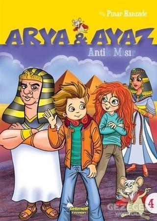 Antik Mısır - Arya ve Ayaz 4