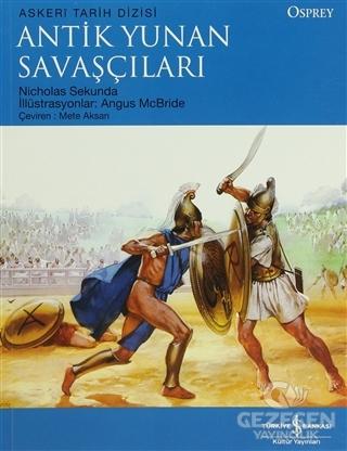 Antik Yunan Savaşçıları