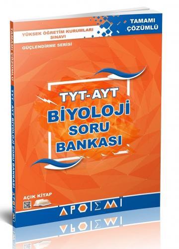 Apotemi TYT AYT Biyoloji Soru Bankası - 2019-20