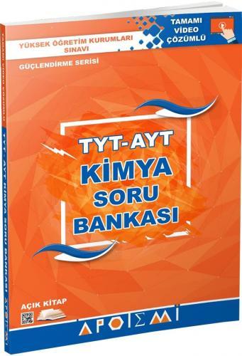 Apotemi TYT AYT Kimya Soru Bankası - 2019-20