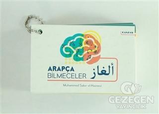 Arapça Bilmeceler Kartları