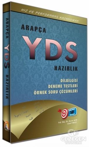 Kapadokya Yayınları Arapça YDS Hazırlık