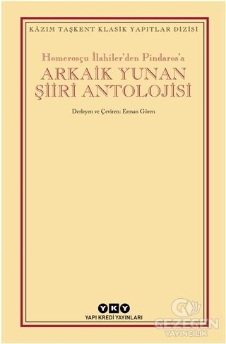 Arkaik Yunan Şiiri Antolojisi