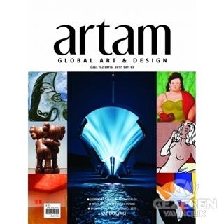Artam Global Art - Design Dergisi Sayı: 43