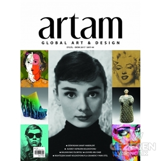 Artam Global Art - Design Dergisi Sayı: 44