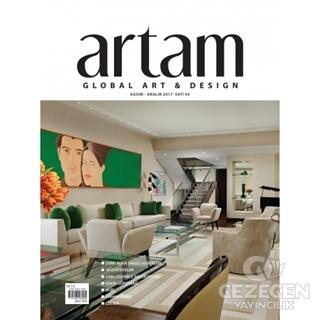 Artam Global Art - Design Dergisi Sayı: 45