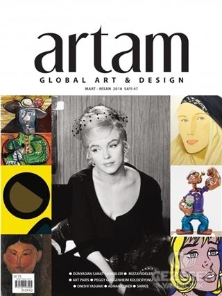 Artam Global Art - Design Dergisi Sayı: 47