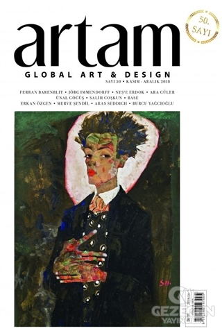Artam Global Art - Design Dergisi Sayı: 50
