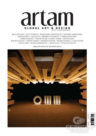 Artam Global Art - Design Dergisi Sayı: 51
